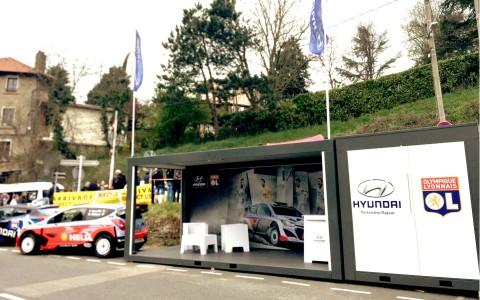 Evenementiel automobile: Rallye de Charbonnières